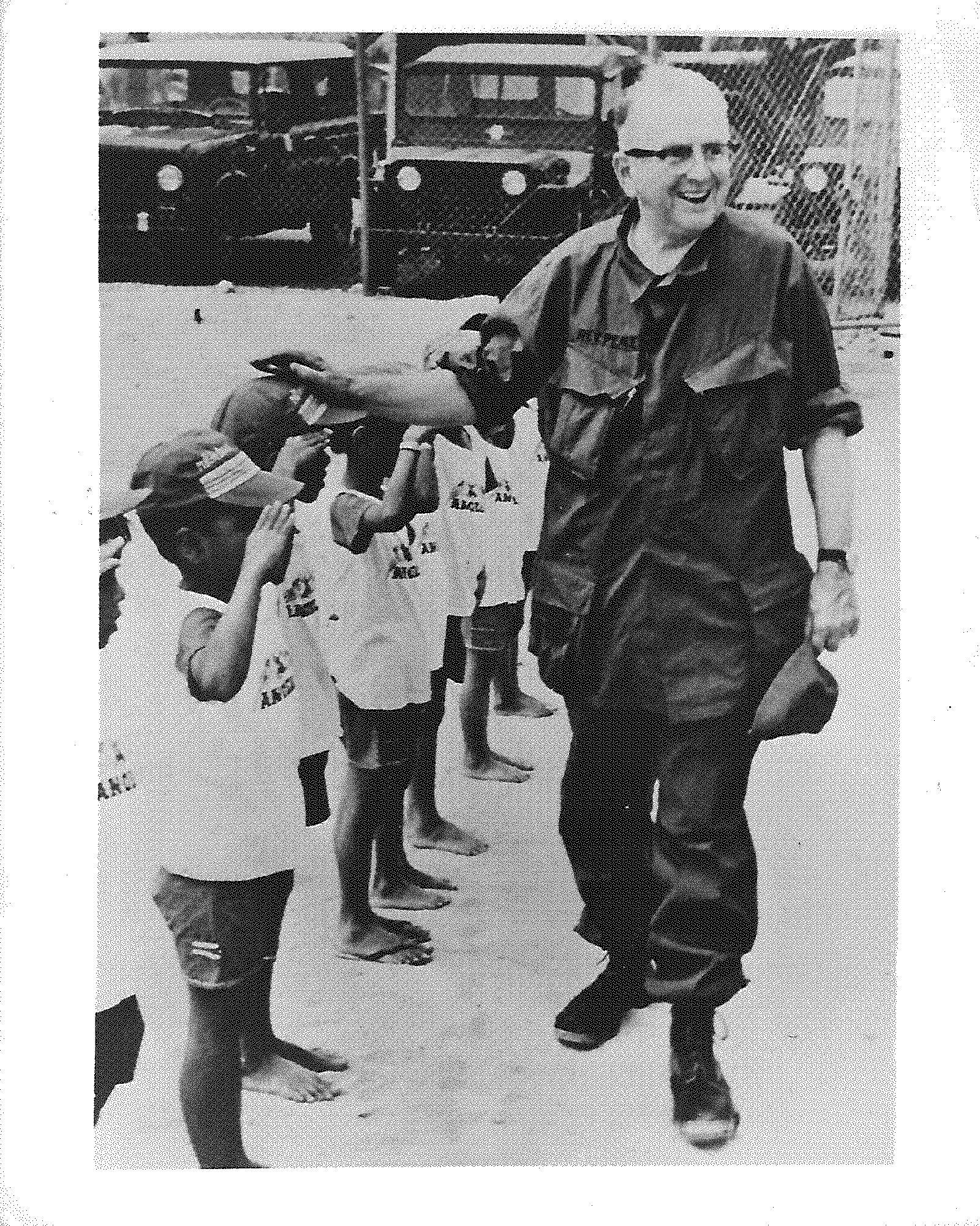 Norman Vincent Peale in Vietnam